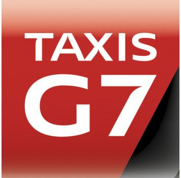 Télephone information entreprise  Taxi G7