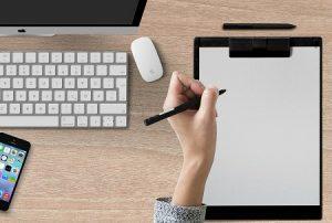 Envoyer une lettre manuscrite au service client